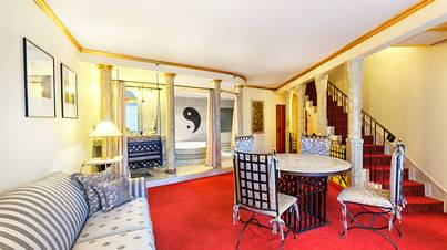 Luxusní apartmá Jin&Jang