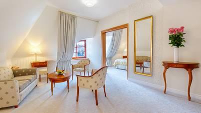 Luxusní apartmá Prague View