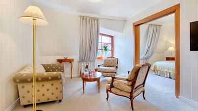 """Luxury Suite """"Prague View"""""""