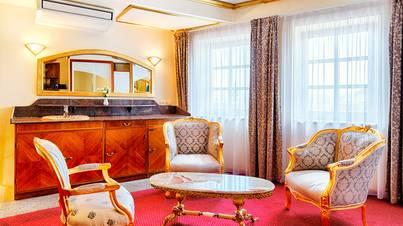 Luxus-Suite Jin&Jang