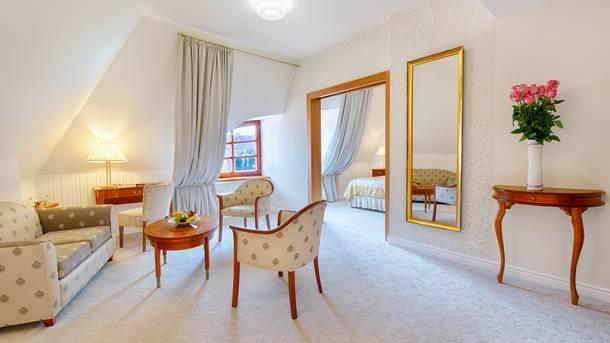 Luxusní apartmá