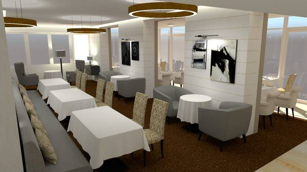 Restaurant reconstruction