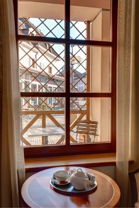 Standard Hotel Room: Hotel Hoffmeister Prague