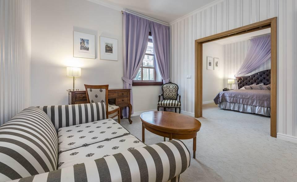 Habitaci n familiar para 4 personas hotel hoffmeister praga for Hotel habitacion familiar ibiza